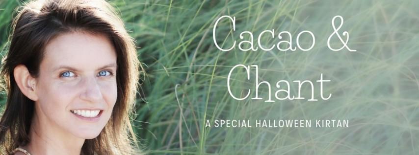 Cacao & Chant Halloween Kirtan