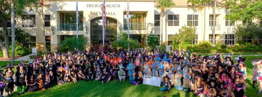 Witches of Delray 8th Annual Witch Ride for Charity