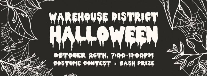 Warehouse District Halloween