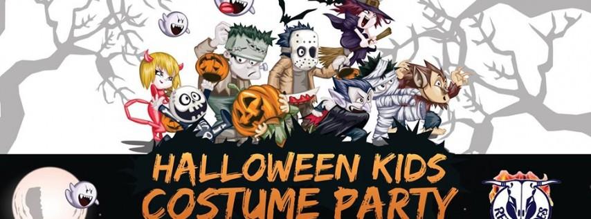 Renegades' Halloween Kid's Costume Party