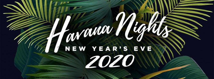Havana Nights New Years Eve 2020