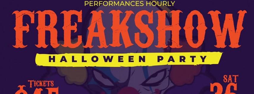 Tamiami Tap, Halloween Party