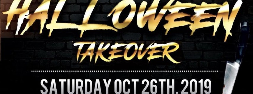 Halloween Takeover 2019