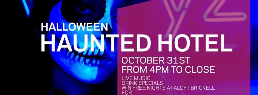 Haunted Hotel At Aloft Miami Brickell