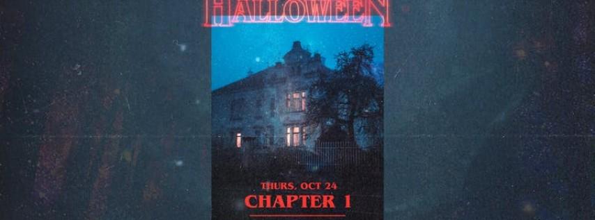 Audio Halloween: Chapter 1 - ANOTR