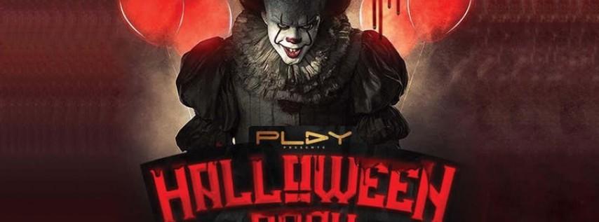 Play's Halloween Bash