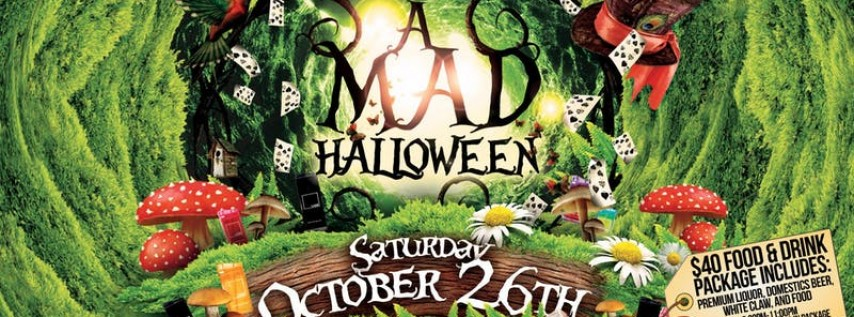 A Mad Halloween Party