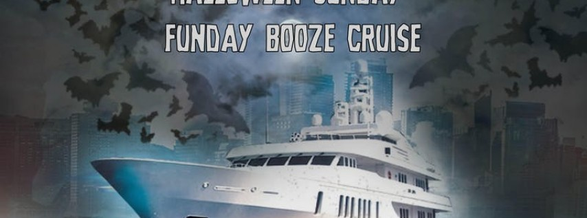 Yacht Party Chicago's Halloween Sunday Funday Booze Cruise on October 27th