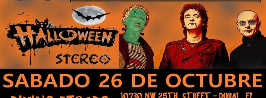 Halloween Stereo (Tributo a Soda x Toma La Ruta @ Divino Pecado)
