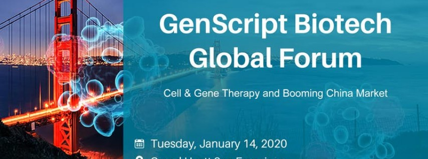 GenScript Biotech Global Forum