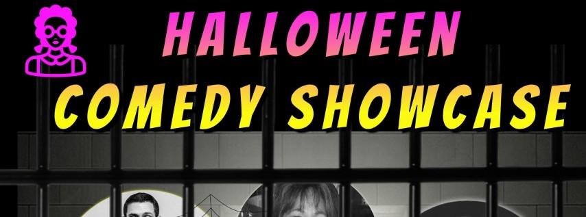 Halloween Comedy Show