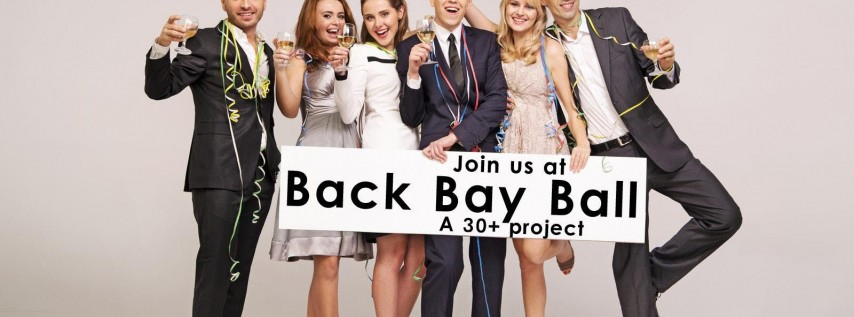 30+ Back Bay Ball New Years Eve: featuring Live Band & DJ - SPECIAL $100 off full price today