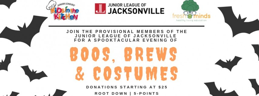 Boos, Brews & Costumes Halloween Party