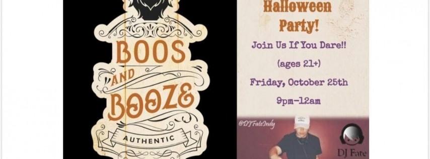 TwoDEEP Halloween Party