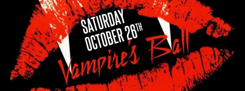 Halloween Party ' Vampire's Ball' at Rosie McCann's Santana Row