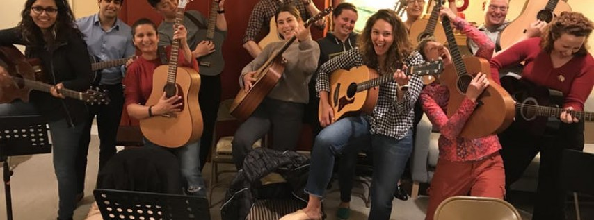Guitar Level 5 Fall 2019 - an 8 Week Workshop for people excited to play gu...
