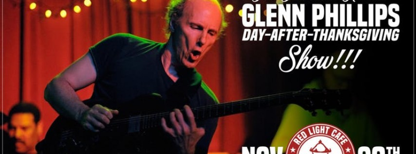 The 20th Annual Glenn Phillips Day-After-Thanksgiving Show