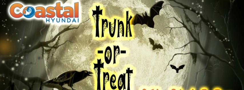 Trunk or Treat at Coastal Hyundai