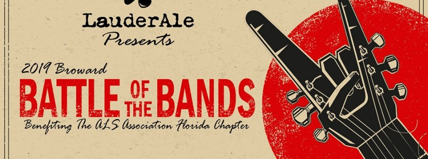 Broward Battle of the Bands for ALS