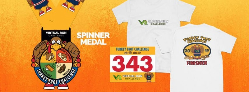 2019 - Turkey Trot Virtual Challenge - Long Beach
