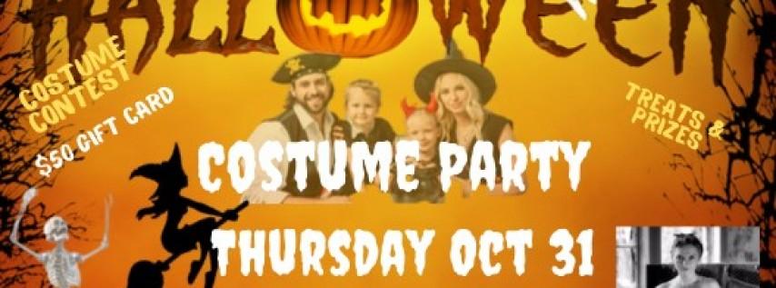 Harry's Halloween Costume Party