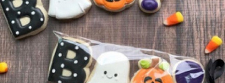 Boos & Brews - Cookie Decorating Class (Back by popular demand!)