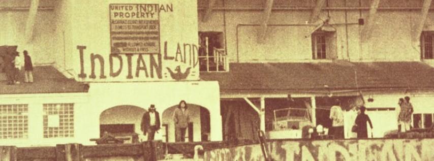 The Occupation of Alcatraz