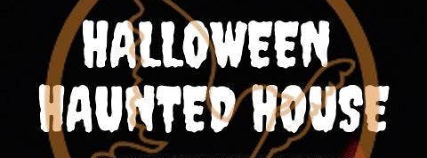 Halloween Haunted House and Movie Night