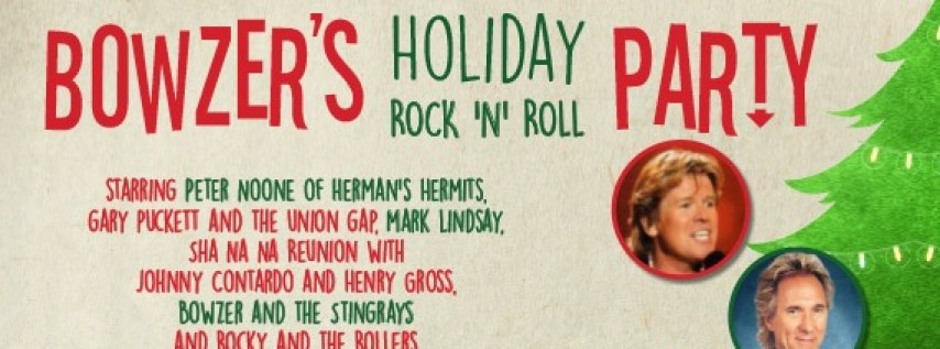 Bowzer's Holiday Rock n Roll Party