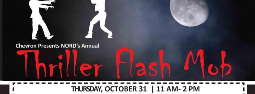 NORD & FitNOLA Halloween Flash Mob Dance