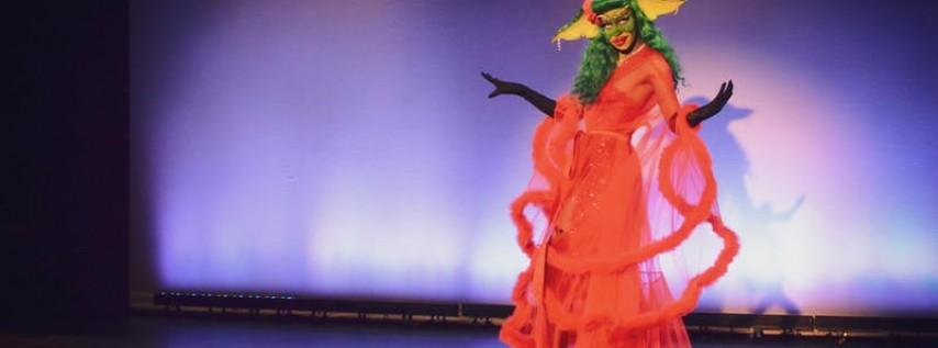 Vivacious Villainy presented by NOLA Nerdlesque Festival