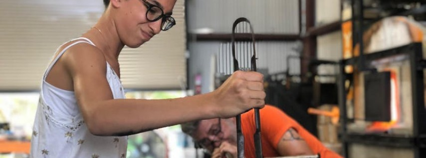 Fundamentals of Glassblowing for Kids (Ages 10-16)