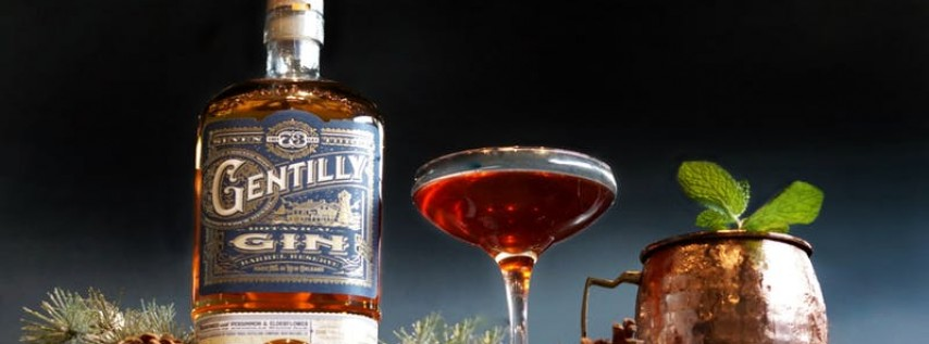 Seven Three Showdown, Holiday Edition! Vote for your favorite cocktail.