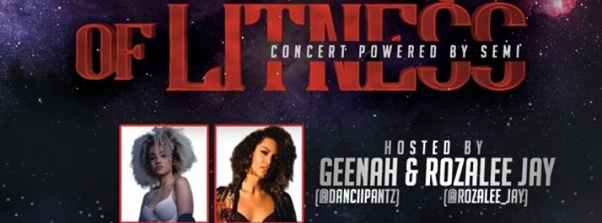 Life of UGA: Multiverse of Litness Concert