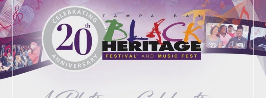 Tampa Bay Black Heritage Music Fest 2020