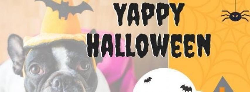 3rd Annual Halloween Yappy Hour