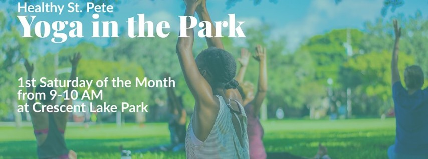 Get Fit St. Pete: Yoga in the Park