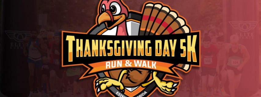 Thanksgiving Day 5k