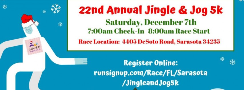 22nd Annual Jingle & Jog 5K
