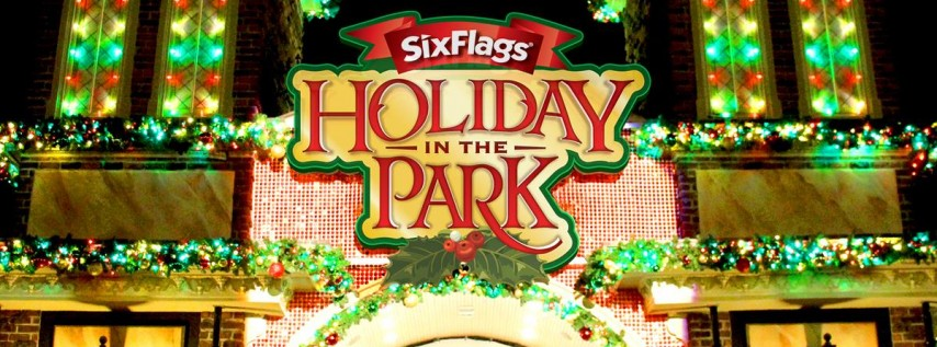 Holiday in the Park- Six Flags Fiesta Texas