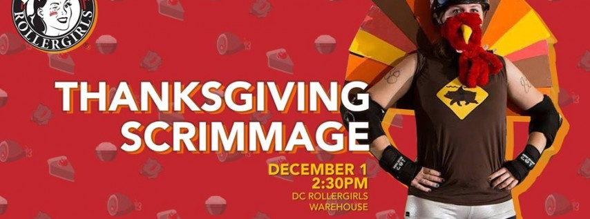 9th Annual DCRG Thanksgiving Scrimmage