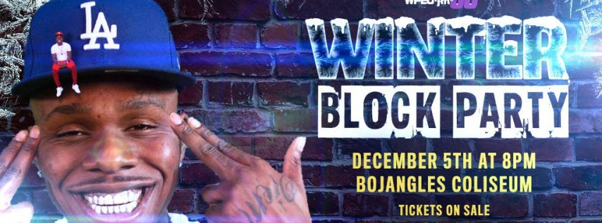 Power 98 Winter Block Party Featuring Da Baby