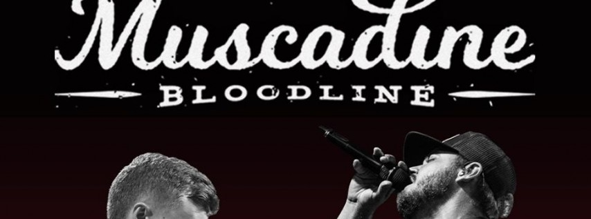 Muscadine Bloodline at Coyote Joe's