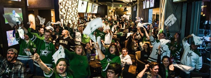 Dallas Stars Official Watch Party