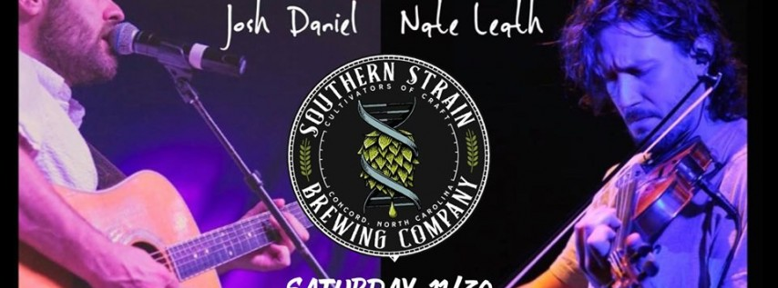 Josh Daniel & Nate Leath - Southern Strain Brewing Co.