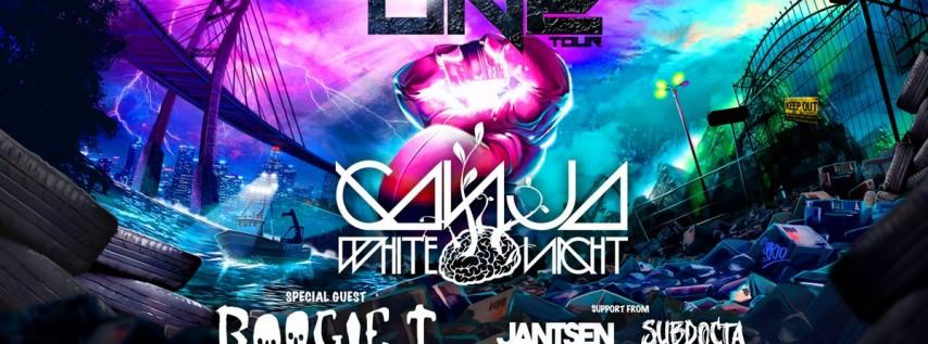 Ganja White Night - The One Tour