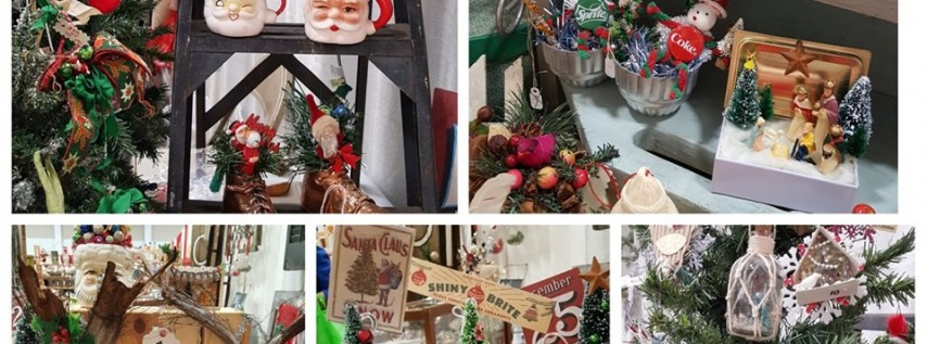 Christmas Market & Open House