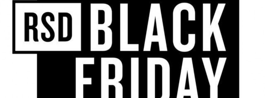 Record Store Day Black Friday 2019 at Songbyrd!