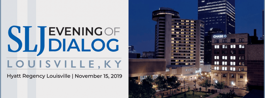 School Library Journal Evening of Dialog 2019 | Louisville, KY