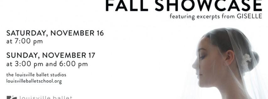 The Louisville Ballet Youth Ensemble presents – Fall Showcase (CAST B)